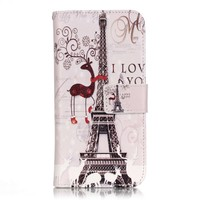 9 Cards Slot Luxury Leather Wallet Case For LG K7 Back Case 2 In 1 Magnetic