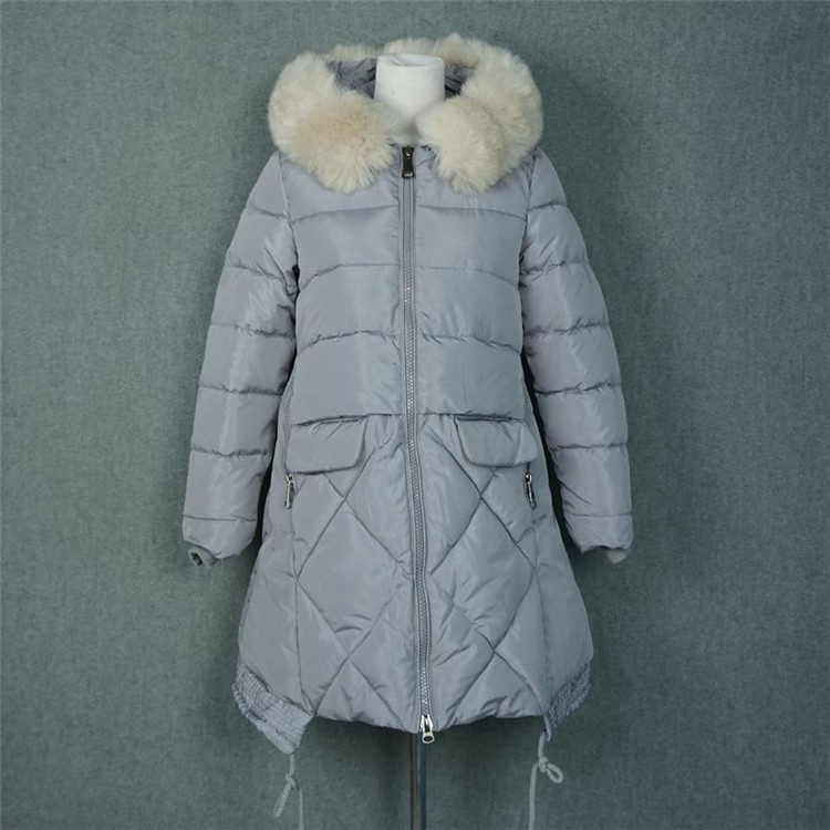 Womens Winter Jackets And Coats The 2016 Solid Zipper Winter Coat In Long Hot Warm Cotton Ladies Special Offer Free Shipping lucky panda 2016 the new winter coat and female slim in the long and small lattice fragrant cotton lkp243