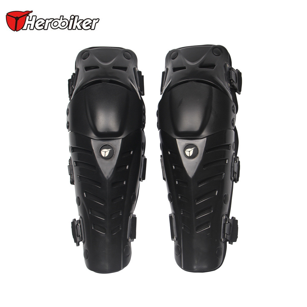 black motorcycle racing protective gear knee protector body pads knee guards armour motocross. Black Bedroom Furniture Sets. Home Design Ideas
