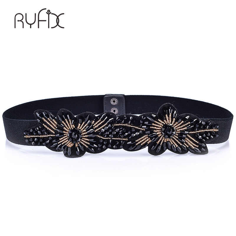 New female Full Metal Mirror thin Waist Belt Women Metallic Gold Plate With Chains Lady Punk Rocky waistband for women BL229