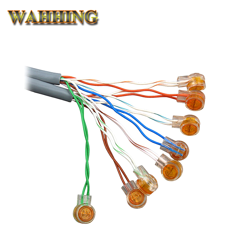 300pcs K1 Terminal Cable Connection Wire Terminals Quick Fit ...