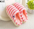 The new 2016 fruit cixi cotton fleece winter slippers Indoor warm home slippers  Plush home anti - skid home shoes