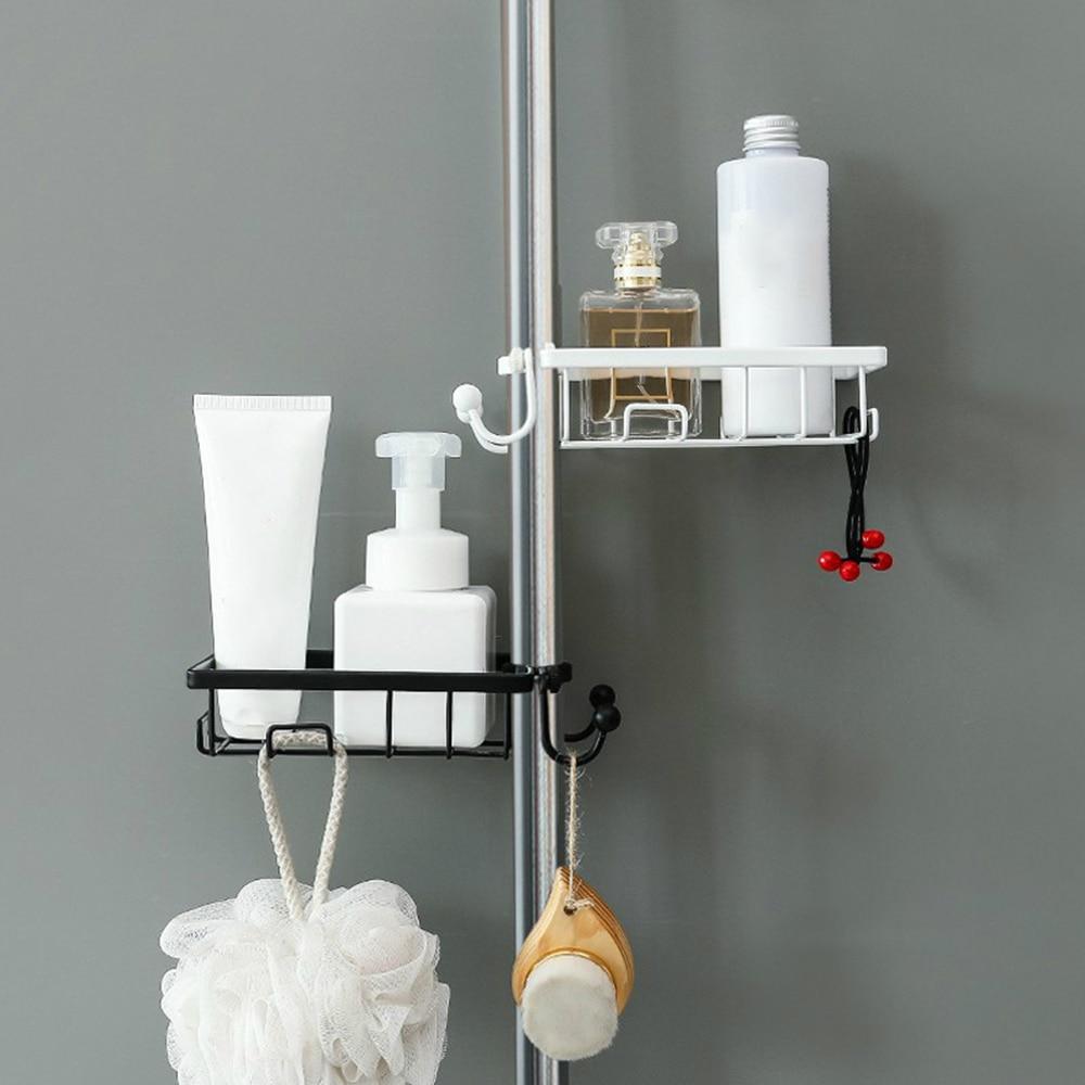 1Pc Stainless Steel Hot Sink Hanging Storage Rack Soap Holder Faucet Clip Bathroom Kitchen Dishcloth Clip Shelf Drain Organizer