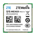 ME3620 ZTE 4G 100% NEW&Original Genuine Distributor LTE GPS    Cellular Module  stock 1PCS Free Shipping