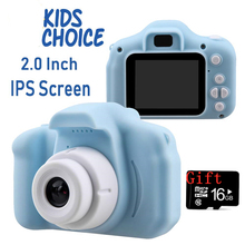 Children Mini Camera Kids Educational Toys for Baby Gifts Birthday Gift Digital HD 1080P Projection Video