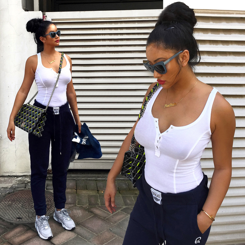 Casual White/Black Sleeveless Bow Tank Top Women Single-Breasted Summer Beach Soft Camis Sexy White Streetwear Top Tees