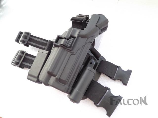Blackhawk Serpa Magazine Holder FS Brand Lv40 Serpa Holster Right HandPlatform fighting M40 Magazine 13