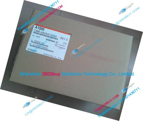 5.5KW inverter CIMR-AB4A0018FAA 380V New Original