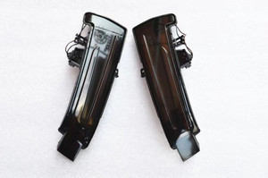 Image 2 - For Mercedes Benz A B C E S CLA GLA GLK CLS Class LED Dynamic Turning Signal Blinker Side Mirror Indicator Light W176 W204 W212