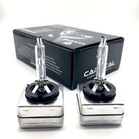2 X D1S Genuine CARACAL XENON BULB REPLACEMENT FOR PHILIPS GE Original 8000K Ultra Platinum 50