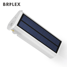 BRILEX Solar LED Lights Portable Rechargeable Waterproof Built-in Magnetic and Automatic Sensor Turn on/off