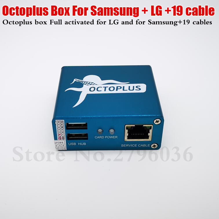 HOT SALE] Octopus box / Octoplus box Full activated for LG