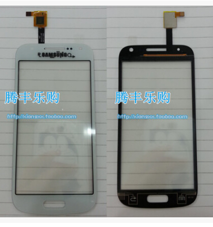 New China i9500 S4 TP0137(S4) TP0137 touch screen Touch panel Digitizer Glass Sensor Replacement Free Shipping