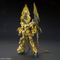 Bandai Gundam Original HGUC 1:144 Japan Anime Action Figures Robot Toys Assembled Model Destroy Mode Narrative Ver. HGD 229965