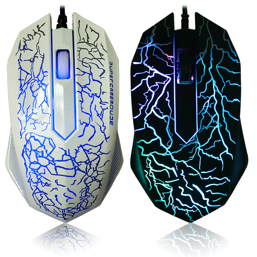 Beitas USB Wired Mouse 2400DPI 3 Buttons Optical Gaming Game Mouse 7 Colors LED luminous mouse for PC Laptop Computer original logitech g102 gaming wired mouse optical wired game mouse support desktop laptop support windows 10 8 7