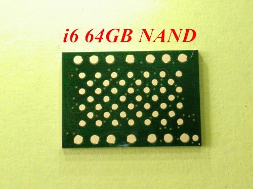 1pcs 10pcs Original New U0604 Hard disk NAND flash memory IC for iPhone 6 4 7inch