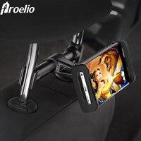 Support de voiture Pour iphone ipad smartphone Tablet PC Stand de Support 360 Rotation Auto Siège Appui-Tête Arrière siège Mobile Mont Téléphone titulaires