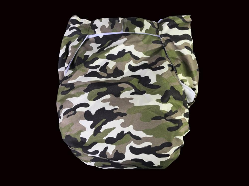 Hai'an Reusable Adult Urinary Incontinence  Diaper Camouflage#MPM01-7