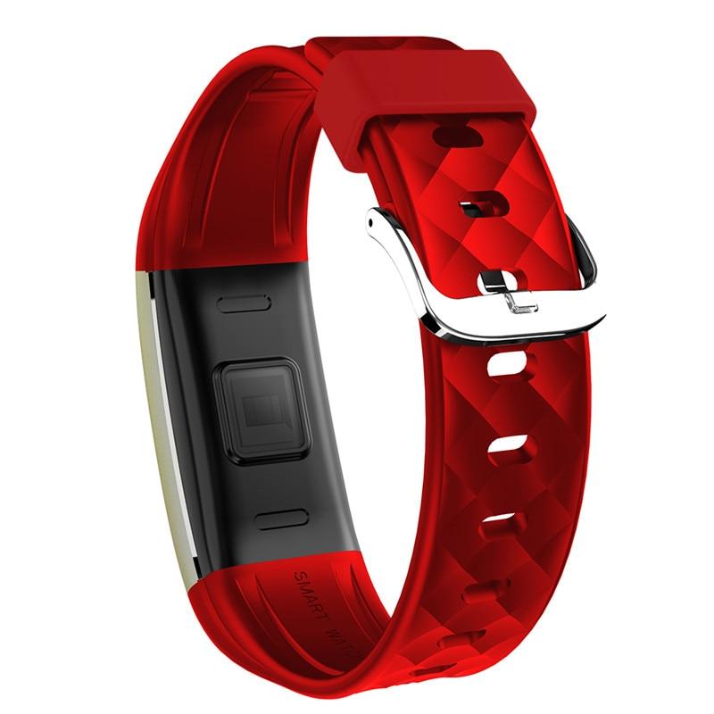 Smart Watch Naiste Meeste Fitness Smart Käevõru Band GPS Bluetooth - Meeste käekellad - Foto 2
