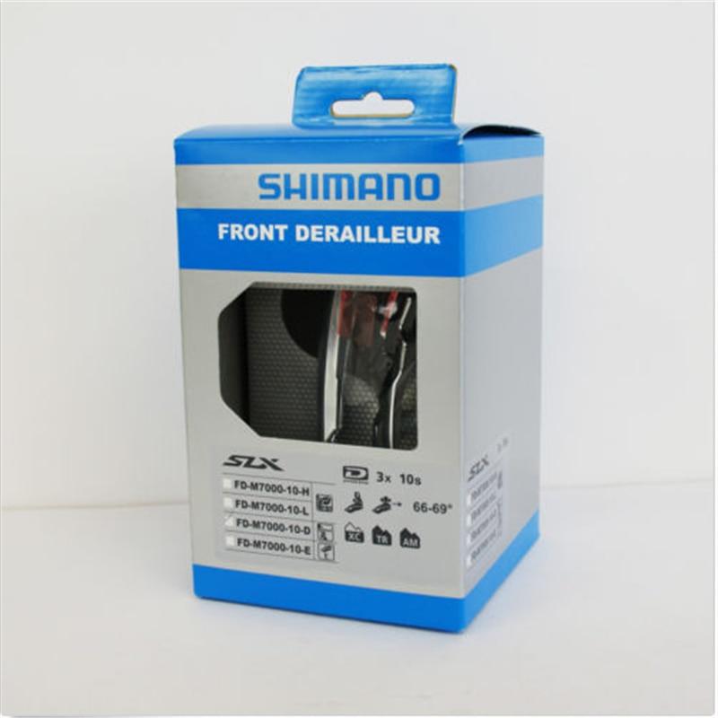 Boîte d'origine-Emballé Shimano SLX FD-M7000-D/FD-M7000-E/FD-M7000-H Avant Dérailleur 3x10 Vitesse Vélo