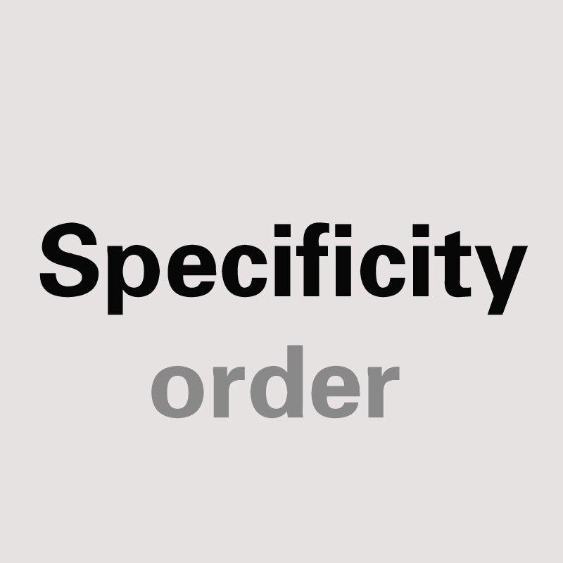 El pedido de especificidad no realiza el pedido sin nuestra confirmación