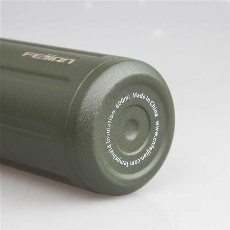 FEIJIAN Premium Thermos Double Wall Vacuum Insulated Water Bottle - Kuchnia, jadalnia i bar - Zdjęcie 5
