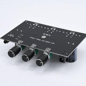 Image 5 - M573 TPA3116 D2 80Wx2 + 100W 2.1 채널 오디오 디지털 전력 증폭기 보드베이스 서브 우퍼 NE5532 프리 앰프