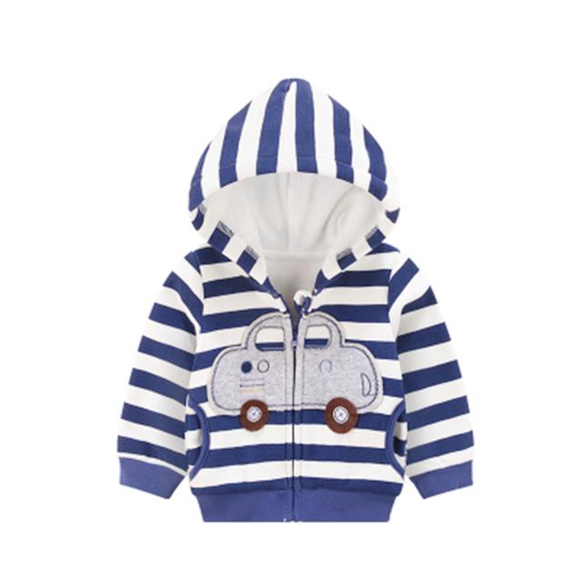 Baby boy chaqueta blusa infantil abrigos otoño invierno trajes de trabajo para boy jaquestas infantis bebé encapuchado poncho clothing 50d098a
