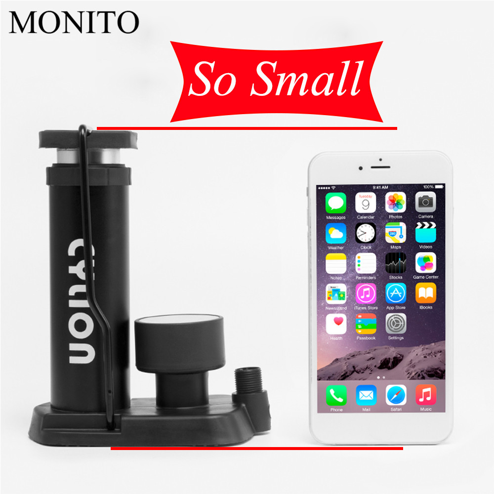 Motorcycles Foot Air Inflatable Pump Motocross Portable Tire Inflator For HONDA CRF450R CRF250X CRF450X CRF 450R 250X 450X
