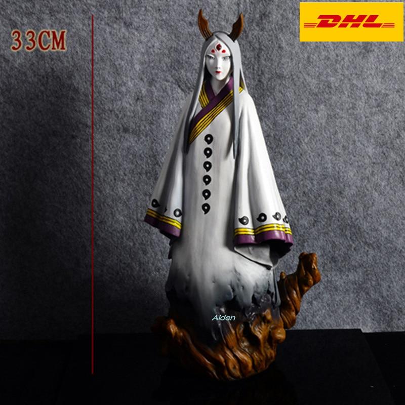 13 Статуя Наруто Ootutuki Кагуя бюст рамка богини полноразмерный портрет рикудо сеннин мать GK фигурка B647