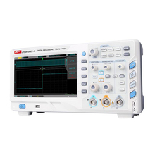 UNI-T UTD2102CEX-II Digital Storage Oscilloscopes 2CH 100MHZ Bandwidth 1GS/s Sample Rate 8 Inches TFT LCD Display