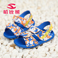 HOBIBEAR 2017 Summer Camouflage Kids Sandals EVA Light-Weight Girls Shoes Fashion Boys Beach Sandals