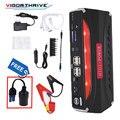 Автомобильный стартер 12V зарядное устройство портативное зарядное устройство мини аварийное пусковое устройство 600A SOS светильник Booster Bank а...