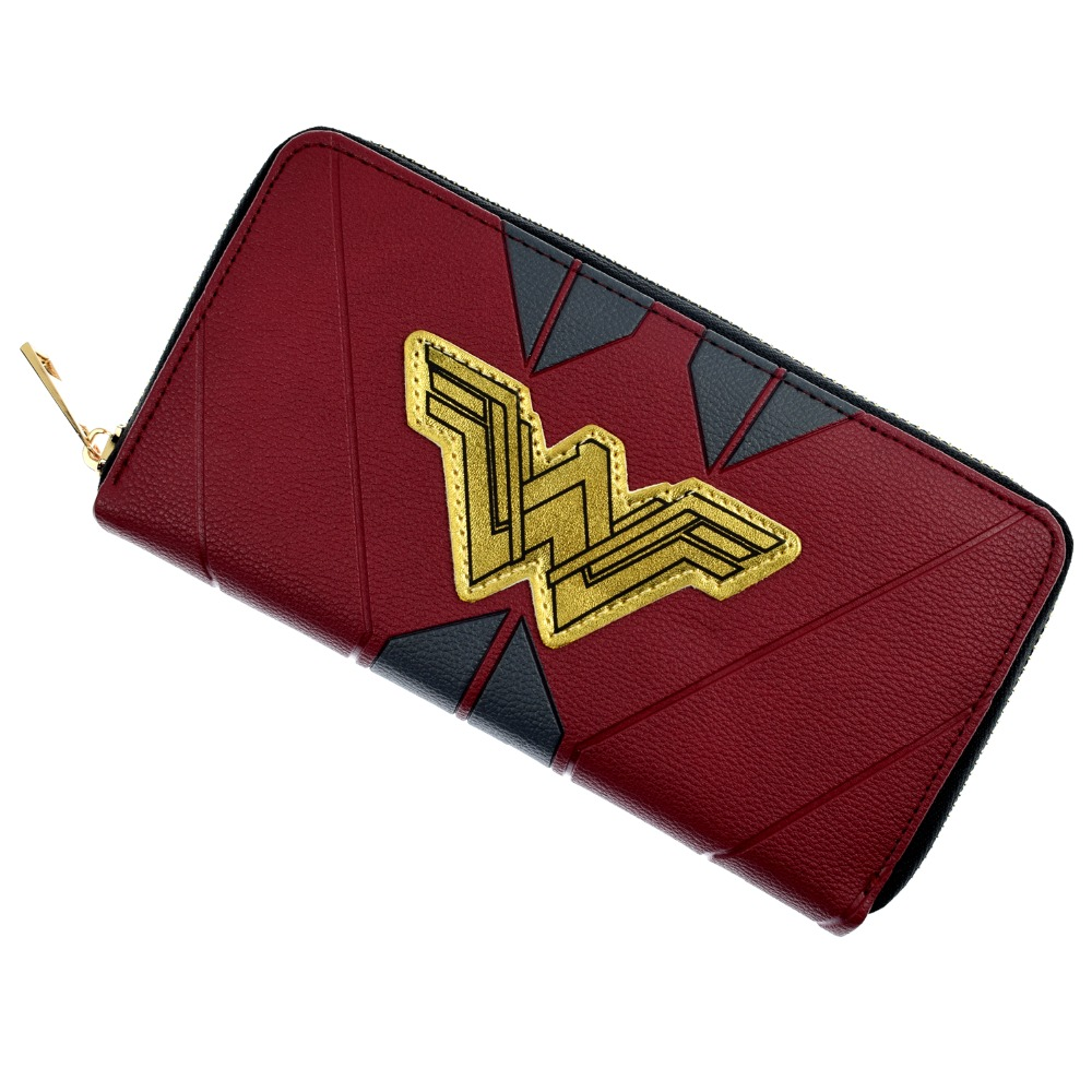 New Arrival Wonder Women Wallet Women Long Wallets Phone Pocket High Quality