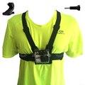 Chest mount harness para gopro hero 5 4 cámara de acción arrogante correa para xiaomi yi go pro cámara del deporte sj4000 sjcam 15