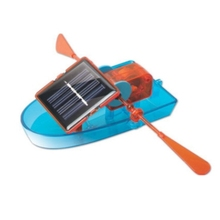 Creativero wing solar toys diy children assembled scientific experiments favorite track ball kids free shipping