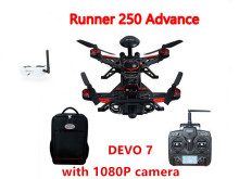 Walkera Runner 250 Advance GPS System RC Racer font b Quadcopter b font RTF with DEVO