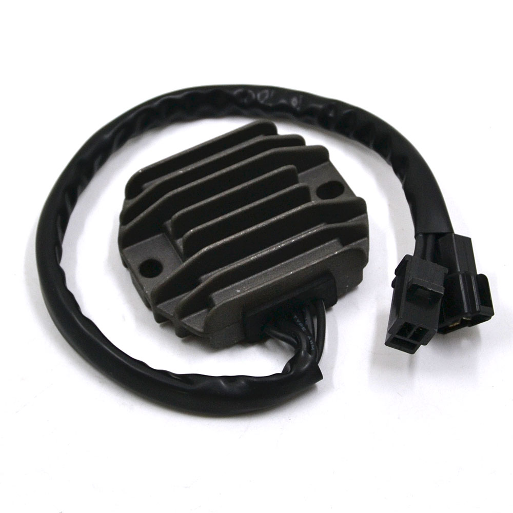 Voltage Motorcycle Boat Regulator Rectifier 12V For Suzuki GS500 GS500K Scooters Mopeds Pit Dirt Bike Go Cart Metal Motorbike in Motorbike Ingition from Automobiles Motorcycles