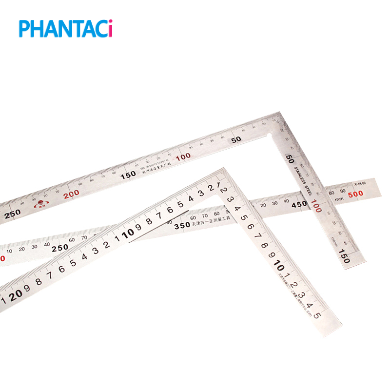 Affordable Stainless Steel 15 * 30mm 90 Degree Angle Metric Try Mitre Square Ruler конусы тренировочные mitre a3106oa1