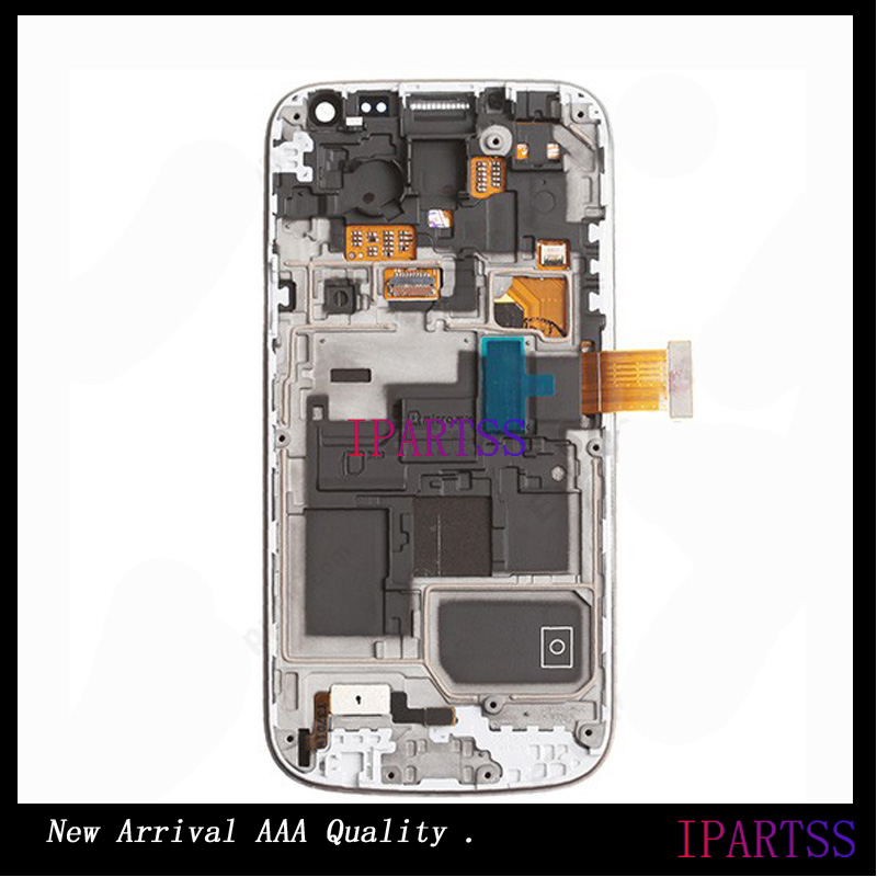LCD Assembly For samsung galaxy s4 mini Display Screen With Touch Screen For Gt i9190 GT i9195
