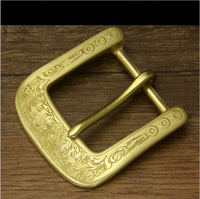 Retail New Style High Quality Solid Brass Fashion Mens Pattern Belt Buckle 6 0 6 0cm