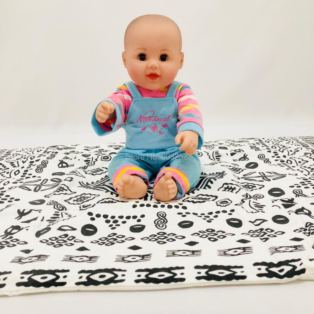 Multificational Детские хлопок желание одеяло кондиционер горный артефакт Племенной квадратное одеяло