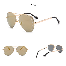 2018 new sunglasses ladies eye protection sports coated sunglasses wholesale summer BG178-183 new coated sunglasses