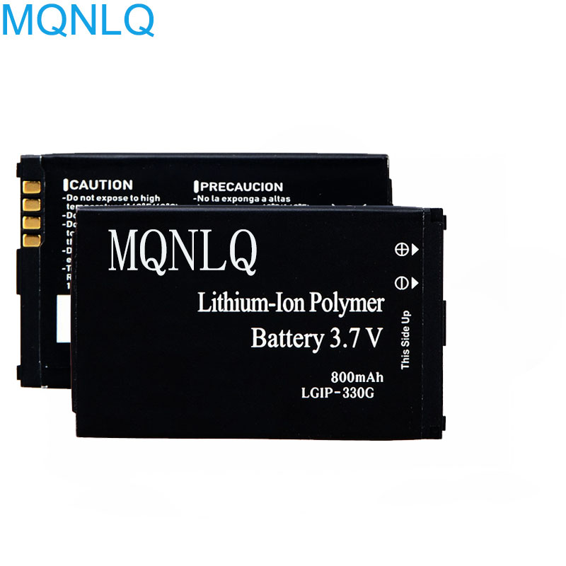 800mah-Battery LGIP-330G KF305 Mobile-Phone For Gm210/Kf240/Kf245/..