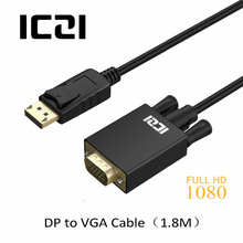 Connect VGA ICZI to