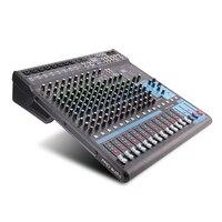 G-MARK MG16MP3 16 채널 오디오 믹서 콘솔 24 비트 SPX 디지털 효과 26 개 언어 2 개 디스플레이 Bluetooth USB 충전 선택