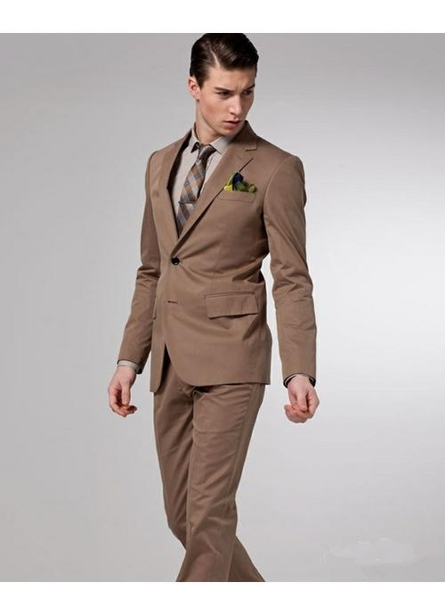 Compare Prices on Brown Slim Suit- Online Shopping/Buy Low Price