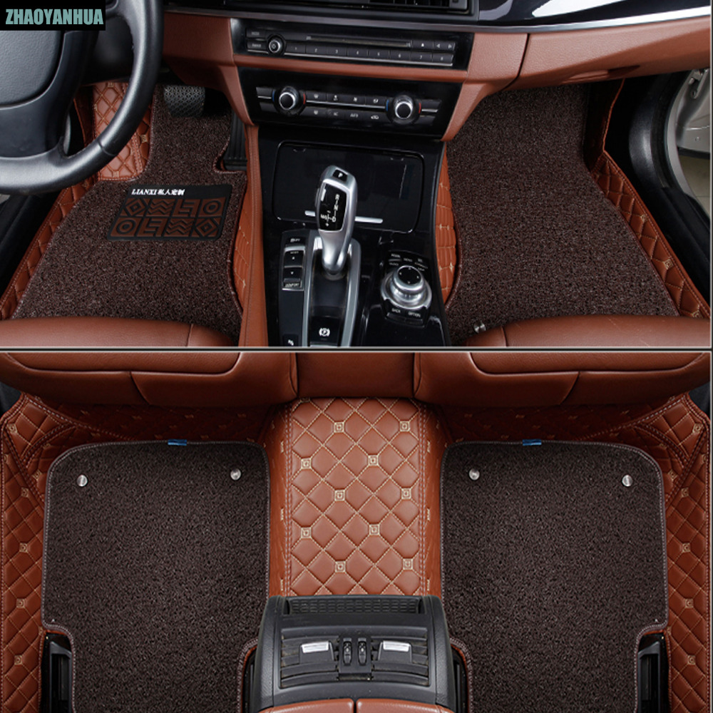 """""""ZHAOYANHUA car floor mats for Toyota Camry Corolla Prius ..."""