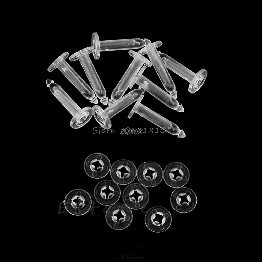 Loyal 10x Anti-drop Pins Mount Gimbal Anti-vibration For 3 Kit Transparent Elegant In Smell