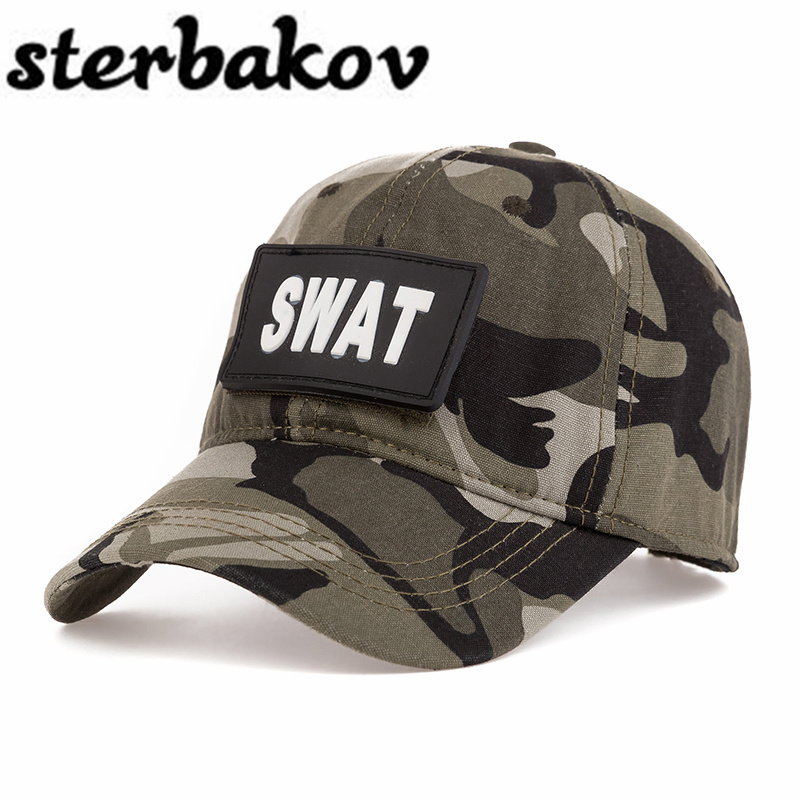 Style Snapback Camouflage Tactical Hat Army Tactical Baseball Cap Unisex ACU CP Desert Cobra Camo Camouflage Hats brand new fashion outdoor army camo baseball cap men women tactical sun hat letter adjustable camouflage casual snapback cap